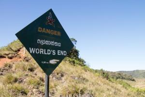 World's End, Horton Plains National Park, Sri Lanka