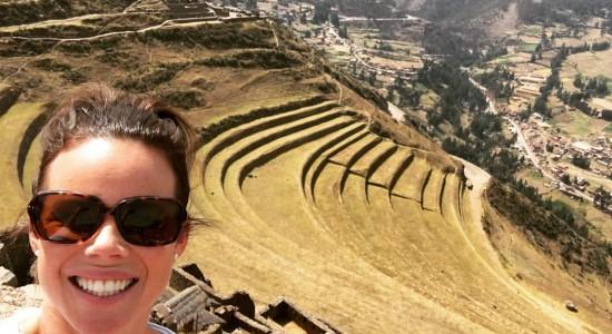 Peru, South America, Pisaq ruins