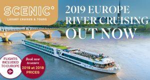 2019 Europe River Cruising Pre-Release Scenic