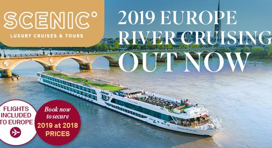 2019 Europe River Cruising Pre-Release Scenic