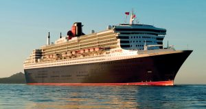 Dubai - Southampton Queen Mary II