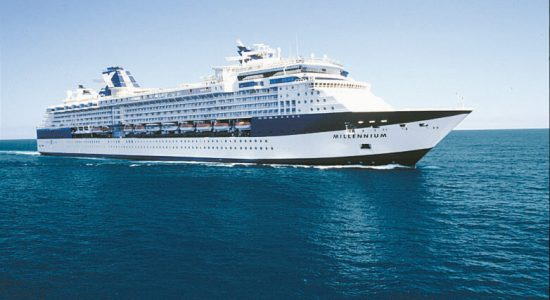 Cruise China with Celebrity Cruises