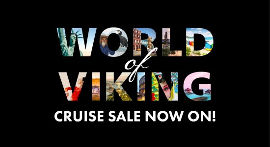 Viking Cruise Sale Web Banner