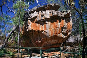 Kimberley_Gwion Gwion Rock Art