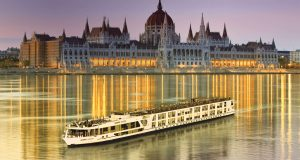 Scenic Europe River Cruise