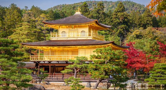 Traditional & Timeless Japan