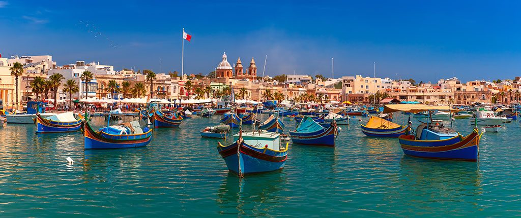 2019 Travel Bucket List Malta