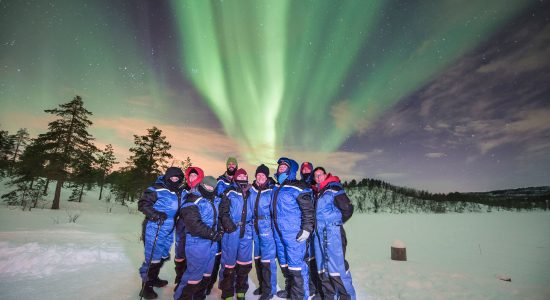 In Pursuit of the Northern Lights 2019
